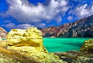 Ijen Crater Tour from Surabaya