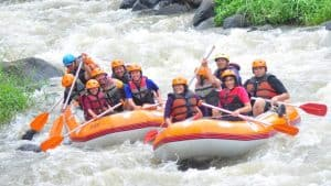 Mount Bromo Tour and White Water Rafting Pekalen River
