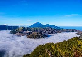 Mount Bromo Tour Cruise Ship Probolinggo Port