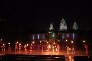 Ramayana Ballet Dance Prambanan