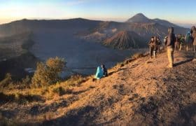 Bromo Midnight Tour Package