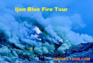 Mount Ijen Tour From Bali Banyuwangi